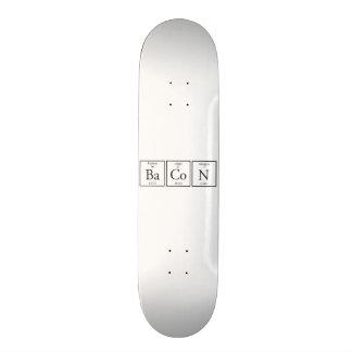 Bacon 20 Cm Skateboard Deck