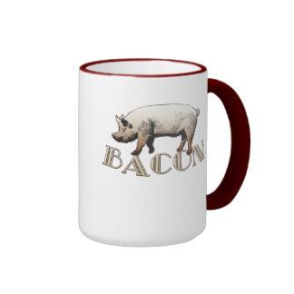 Bacon Acrobat Mug