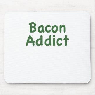 Bacon Addict Mousepads