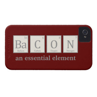 Bacon, an essential element iPhone 4 case