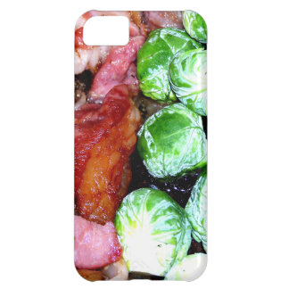 Bacon and Brussels Cover For iPhone 5C