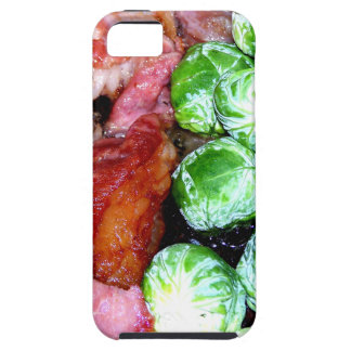 Bacon and Brussels iPhone 5 Covers
