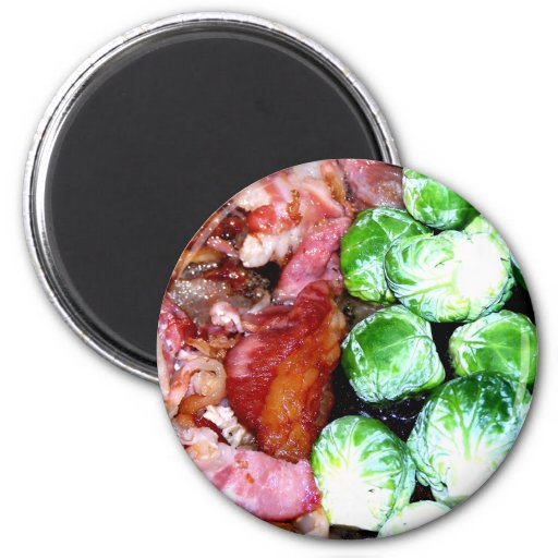 Bacon and Brussels Magnets