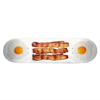 Bacon and Eggs-delicious skateboard! 20 Cm Skateboard Deck