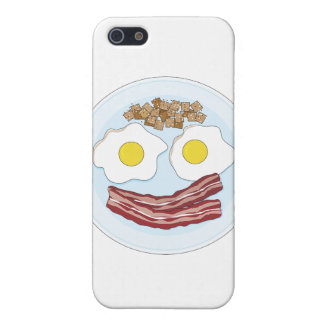 Bacon and Eggs iPhone 5 Cases
