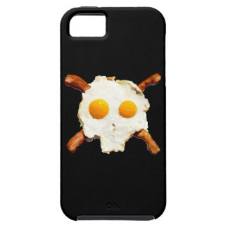 bacon and eggs skull case for the iPhone 5