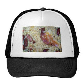 Bacon and Smoked Sausage Jambalaya Trucker Hats