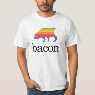 Bacon Apple Parody T-Shirt