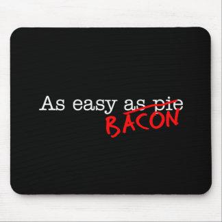 Bacon As Easy As Mouse Pads