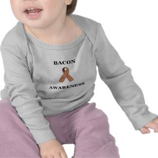 BACON AWARENESS T SHIRT