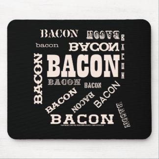 Bacon Bacon Bacon Mouse Pads