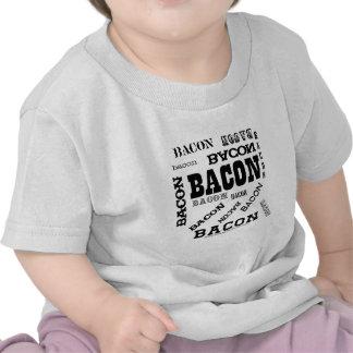 Bacon Bacon Bacon T Shirts