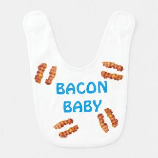 Bacon Bib Baby Boy Bib Baby Gift Baby Bacon Lover