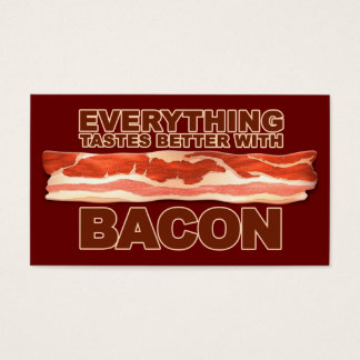 Bacon Bizz Business Card