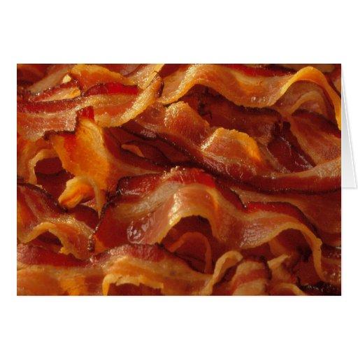 Bacon Cards