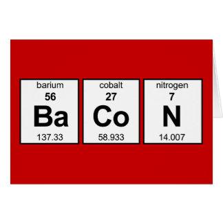 BaCoN Card