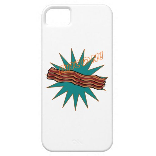 Bacon! iPhone 5/5S Cover