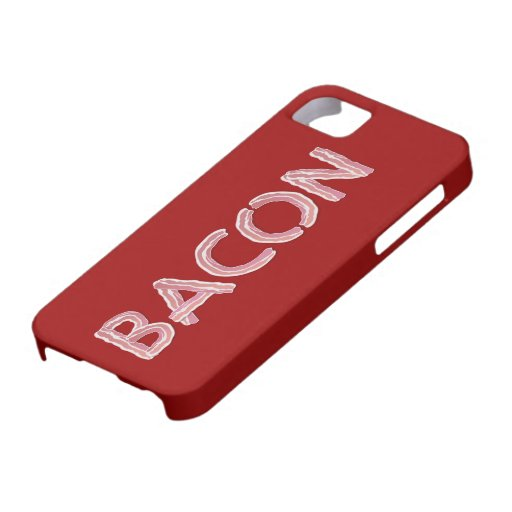 Bacon Cover For iPhone 5/5S