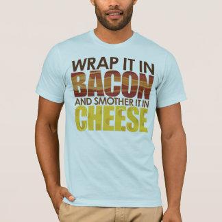 Bacon & Cheese, PLEASE! T-Shirt