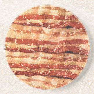 BACON coaster to soak up the drippings