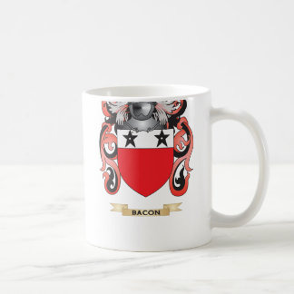 Bacon Coat of Arms Family Crest Mugs
