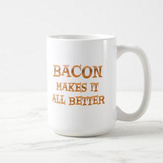 Bacon Coffee Mug