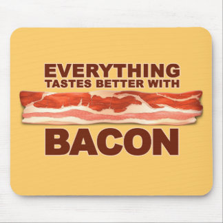Bacon Computes Mouse Pad