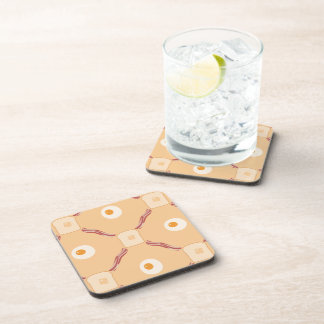 Bacon, Eggs and Toast Drink Coasters