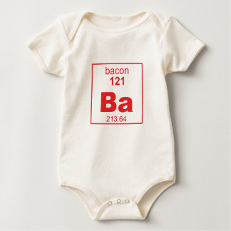 Bacon Element Rompers