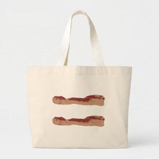 Bacon Equality Jumbo Tote Bag