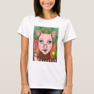 Bacon Fairy Color T-Shirt