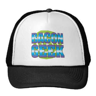 Bacon Geek v3 Trucker Hat