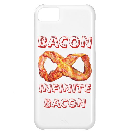 Bacon Infinite Bacon Case For iPhone 5C