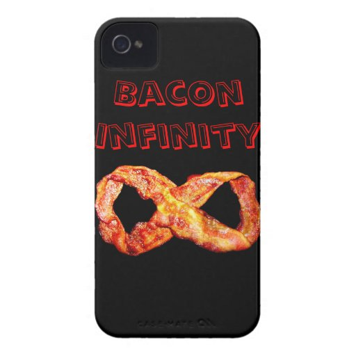 Bacon Infinity Blackberry Bold Covers