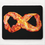 Bacon Infinity Mouse Pad