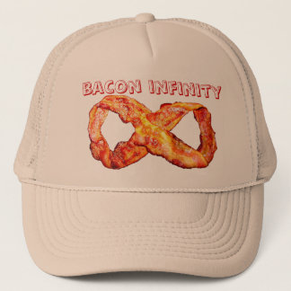 Bacon Infinity Trucker Hat