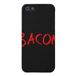 Bacon iPhone 5 Covers