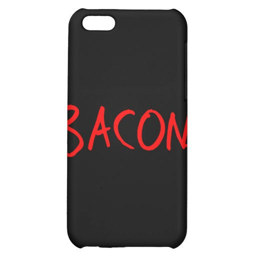 Bacon iPhone 5C Cover