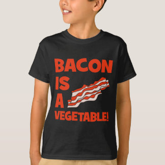 bacon is a vegetable shirt