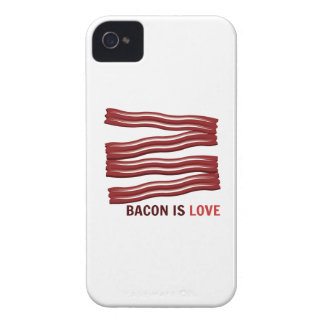 Bacon Is Love iPhone 4 Case