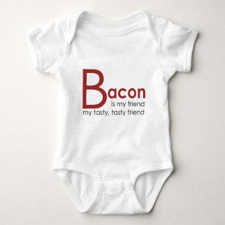 BACON is my friend Tee Shirts