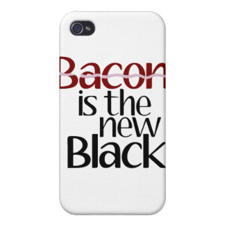 Bacon is the new Black iPhone 4 Cover