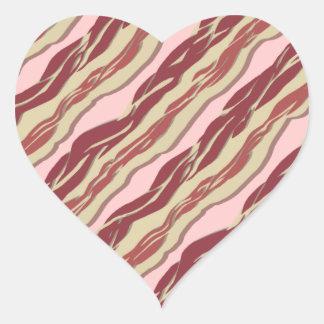 Bacon It Heart Sticker