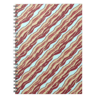 Bacon It Spiral Note Books