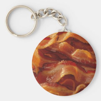 Bacon Key Ring