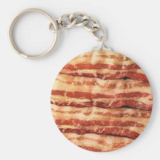 bacon, key ring