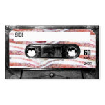 Bacon Label Cassette Double-Sided Standard Business Cards (Pack Of 100)