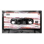 Bacon Label Cassette Business Card