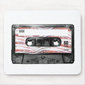 Bacon Label Cassette Mousepad