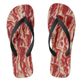 Bacon Lover Flip Flops